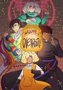 WELCOME TO DIETROIT