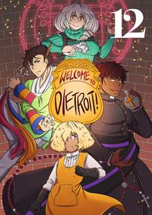 WELCOME TO DIETROIT # 12