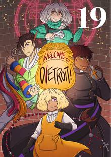 WELCOME TO DIETROIT # 19