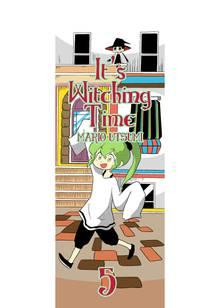 WITHCING-EN Manga