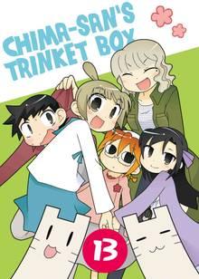 Chima-san's Trinket Box # 13