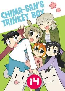 Chima-san's Trinket Box # 14