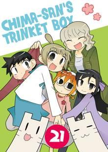 Chima-san's Trinket Box # 21
