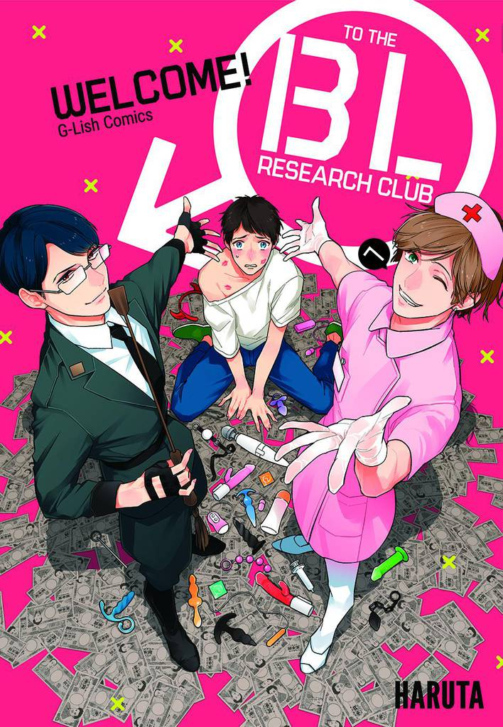 Free Books Welcome To The Bl Research Club Manga Club Read Free Official Manga Online