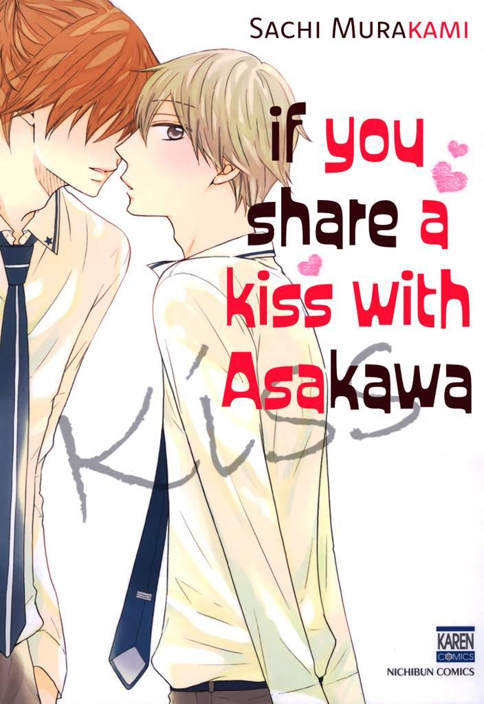 Free Books If You Share A Kiss With Asakawamangaclub -3026