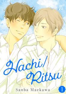 HACHIRITSU-EN Manga