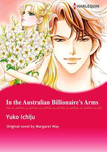 IN THE AUSTRALIAN BILLIONAIRE'S ARM