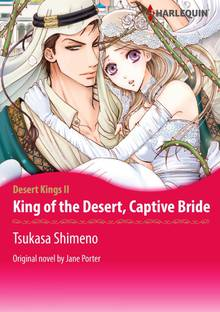KING OF THE DESERT, CAPTIVE BRIDE