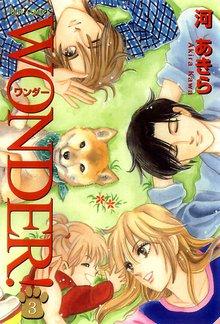 WONDER! 3巻