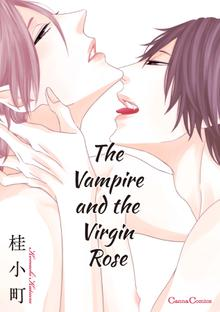 The Vampire and the Virgin Rose (Yaoi Manga)