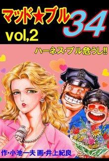 マッド★ブル34 Vol,2 ハーネス・ブル危うし!!