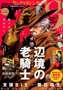 ヤングマガジン サード 2017年 Vol.11 [2017年10月6日発売]