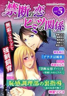 禁断の恋 ヒミツの関係 vol.5