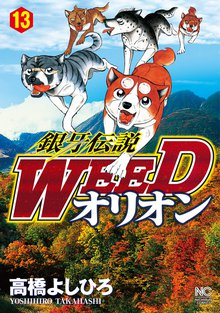 銀牙伝説WEEDオリオン 13