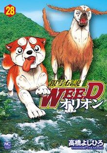 銀牙伝説WEEDオリオン 28