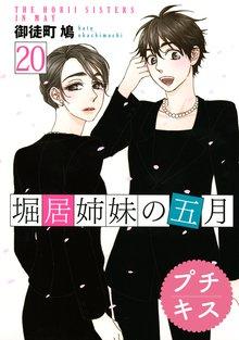 堀居姉妹の五月 プチキス(20)
