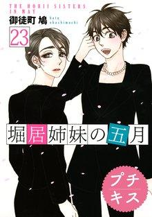 堀居姉妹の五月 プチキス(23)