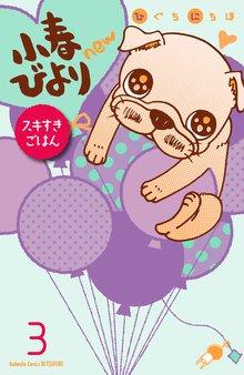 小春びよりnew スキすきごはん 分冊版(3)