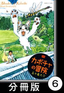 カボチャの冒険【分冊版】 キュウリ畑